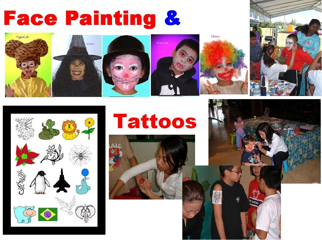 02 Face Painting