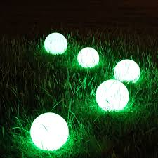 Floating LED Ball