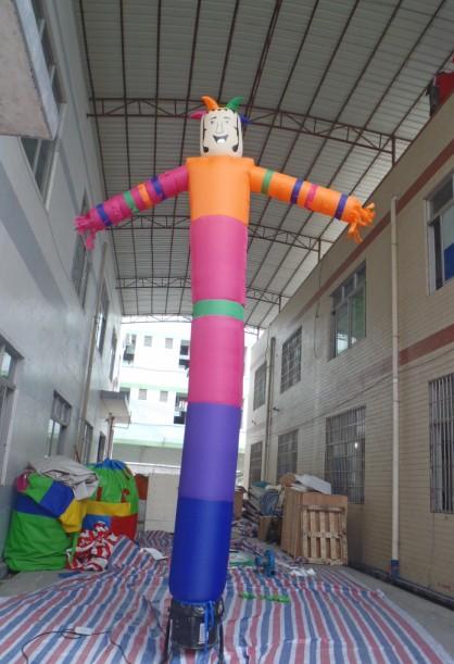 new sky puppet